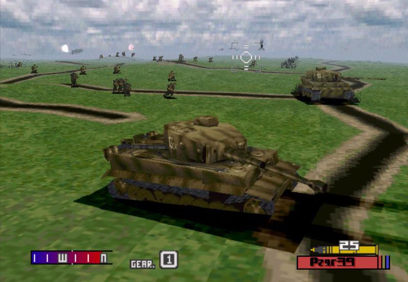 Panzer Front :: танковый