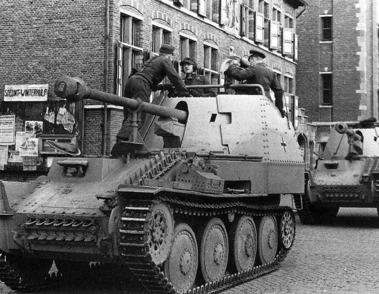 Второй мировой войны на вооружении