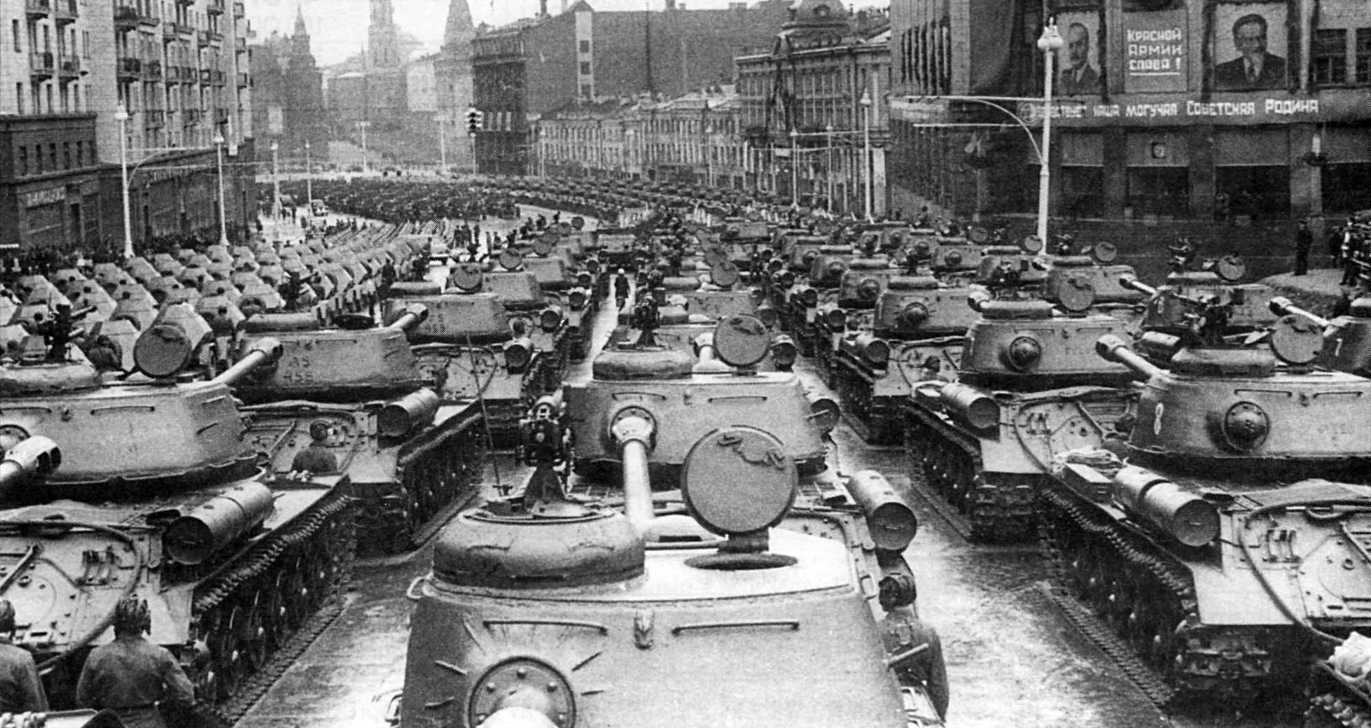 танки ис-2 фото